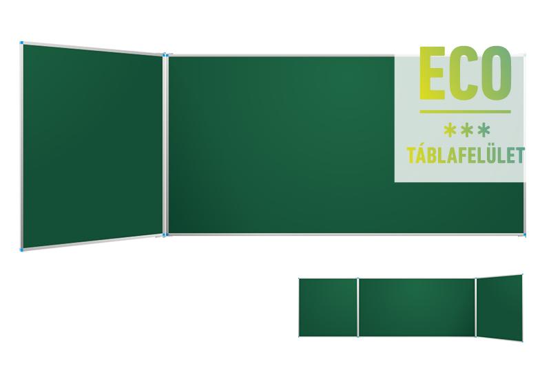 Classic ECO zöld oldalszárnyas táblák