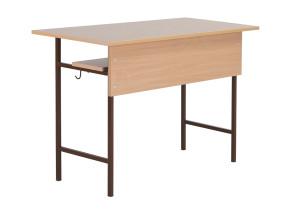 11.Négyzetcsõvázas tanulóasztal kétszemélyes