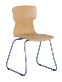 23.Szánkótalpas ergonómikus tanulószék