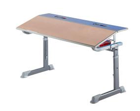 Aluflex kétszemélyes állítható tanulóasztal