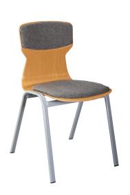 Atlasz kárpitos ergonómikus szék