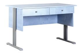 Atlasz kétfiókos tanári asztal