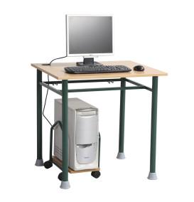 Botond egyszemélyes számítógépasztal