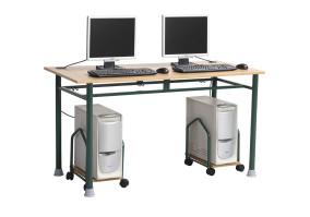 Botond kétszemélyes számítógépasztal