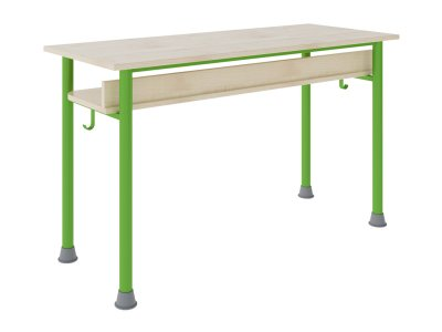 Botond kétszemélyes tanulóasztal