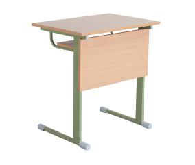 C-Line egyszemélyes tanulóasztal