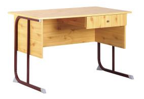 Derby egyfiókos tanári asztal
