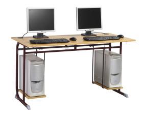 Derby kétszemélyes számítógépasztal