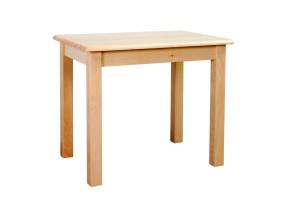 Donald négyzet asztal 80x80 cm