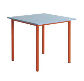 II-es asztal 80x80 cm