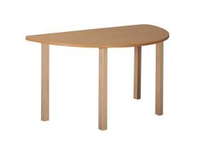 Mese fa félkör asztal