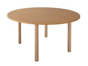Mese fa körasztal 120 cm