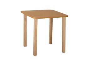 Mese faasztal négyzet 60x60 cm