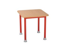 Mese négyzet asztal 60x60 cm