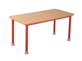 Mese téglalap asztal 120x60 cm