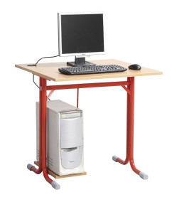 Nóra_11 egyszemélyes számítógépasztal