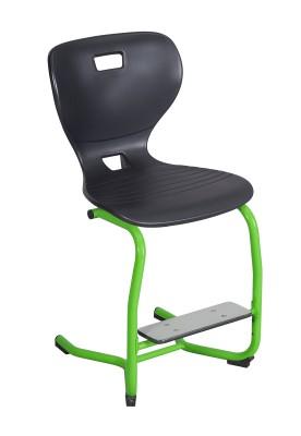 ERGOFLEX tanulói szék lábtartóval
