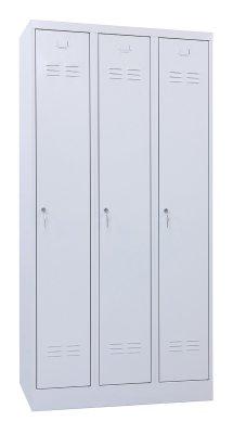FITTMet 40 háromszemélyes öltözőszekrény