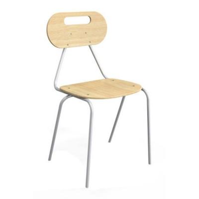 KALEIDO szék bükk ovál támlás