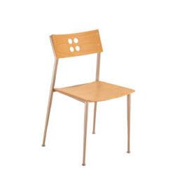 REAL acélvázas szék