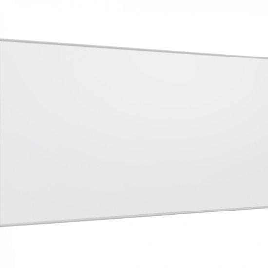 Classic fehér zománc-acél filctollas táblák