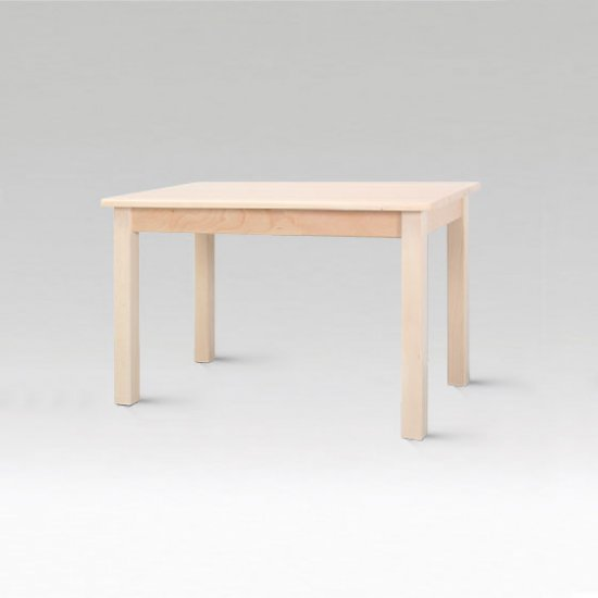 Fa óvodai asztalok