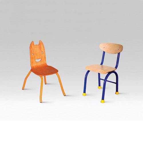 Fémvázas óvodai székek