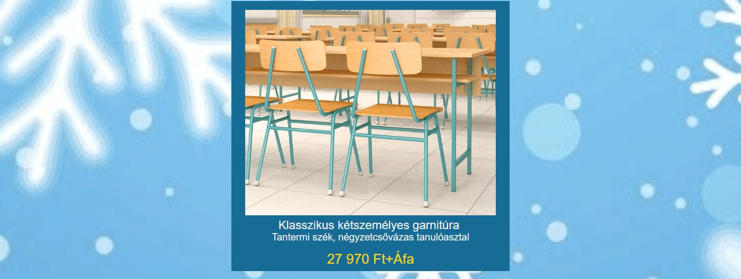 Sulimax Kft Téli Iskolabútor Akció