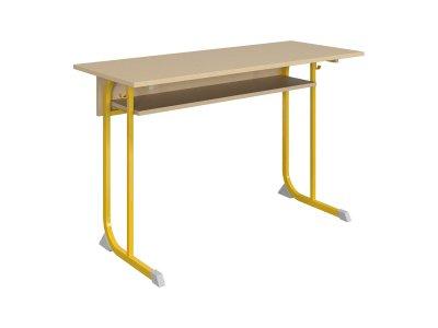 Derby kétszemélyes tanulóasztal