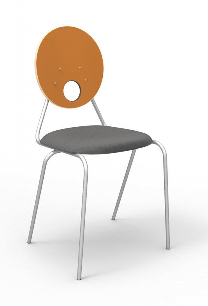 KALEIDO tanári szék kárpitos dekorit
