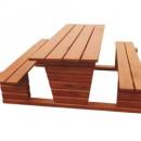 Kerti asztal – felnőtt méret