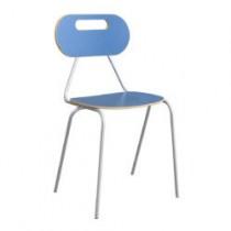 KALEIDO szék ovál támlás