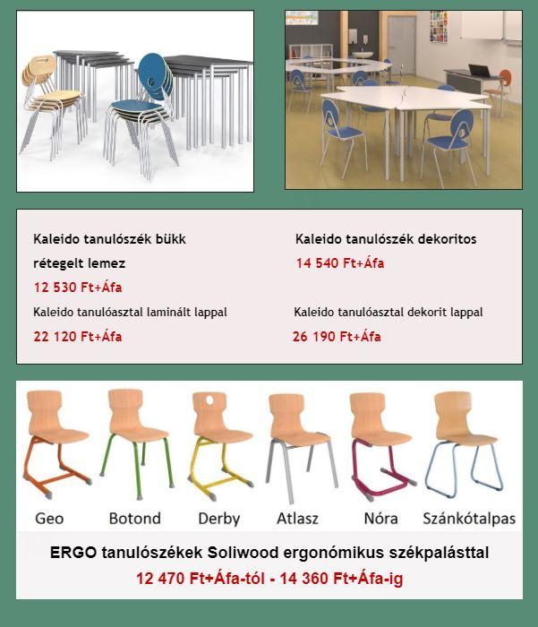 Sulimax Kft Iskolabútor akció 2019 május