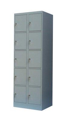 Sulimax FIttMet értékmegőrző szekrény 10 rekeszes 2