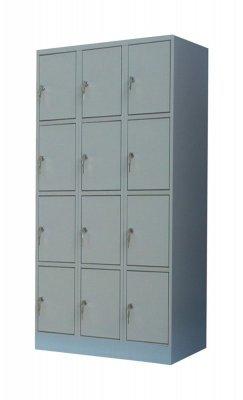 Sulimax FIttMet értékmegőrző szekrény 12 rekeszes