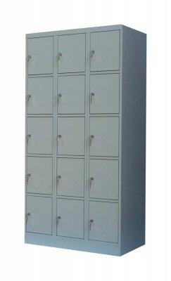 Sulimax FIttMet értékmegőrző szekrény 15 rekeszes