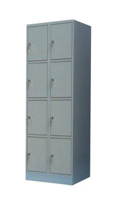 Sulimax FIttMet értékmegőrző szekrény 8 rekeszes 2