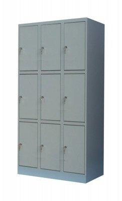 Sulimax FIttMet értékmegőrző szekrény 9