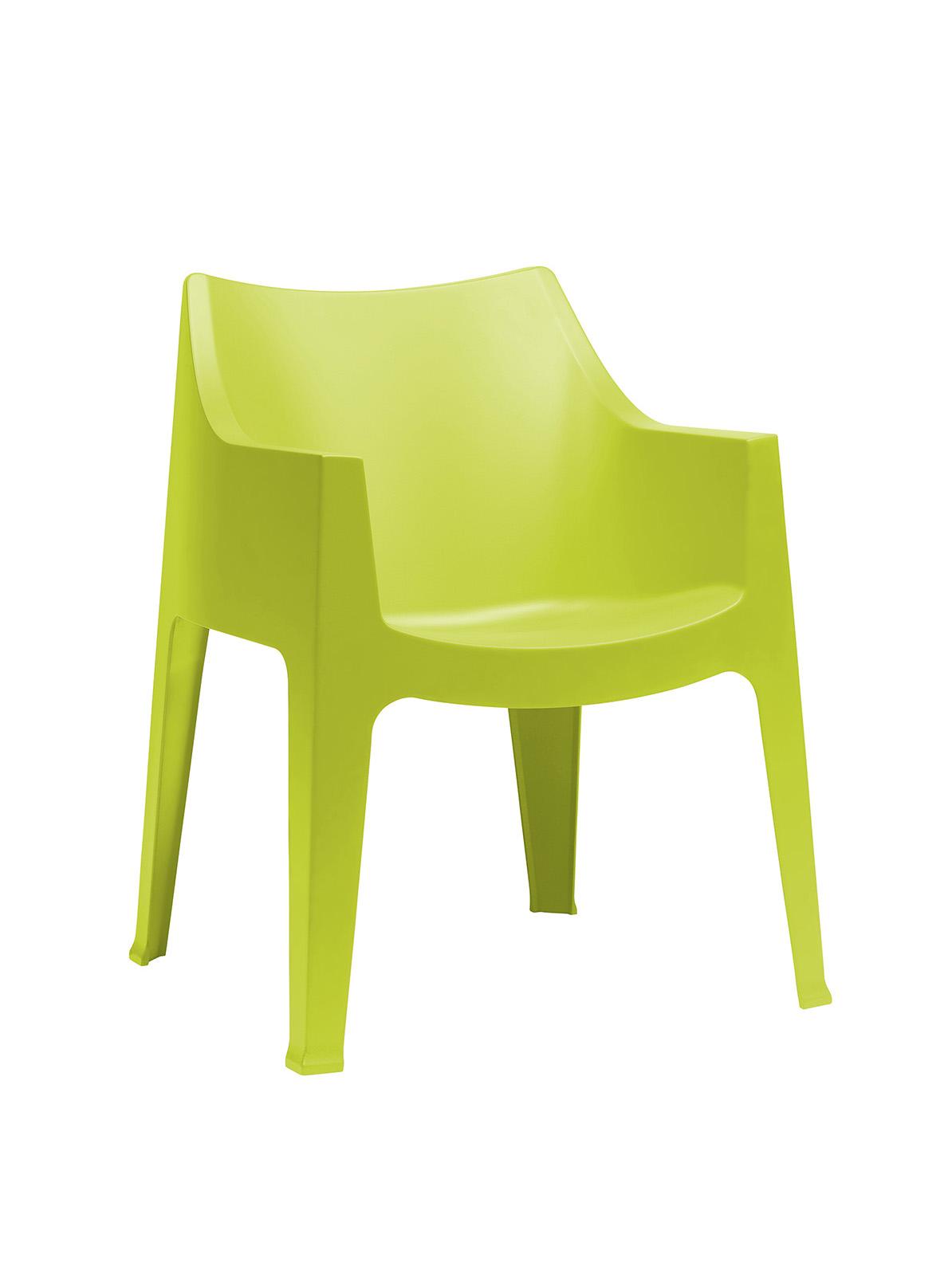 COCCOLONA Műanyag szék